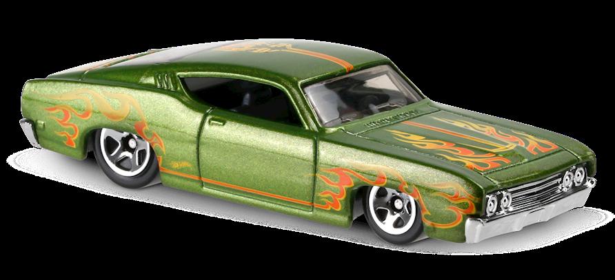 '69 Ford Torino Talladega - Hot Wheels