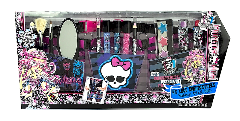 monster high we are monsters makeup belt shop monster high doll