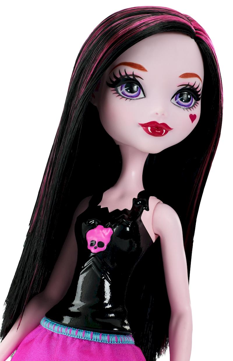 Monster high cheerleader draculaura doll shop monster - Image monster high draculaura ...
