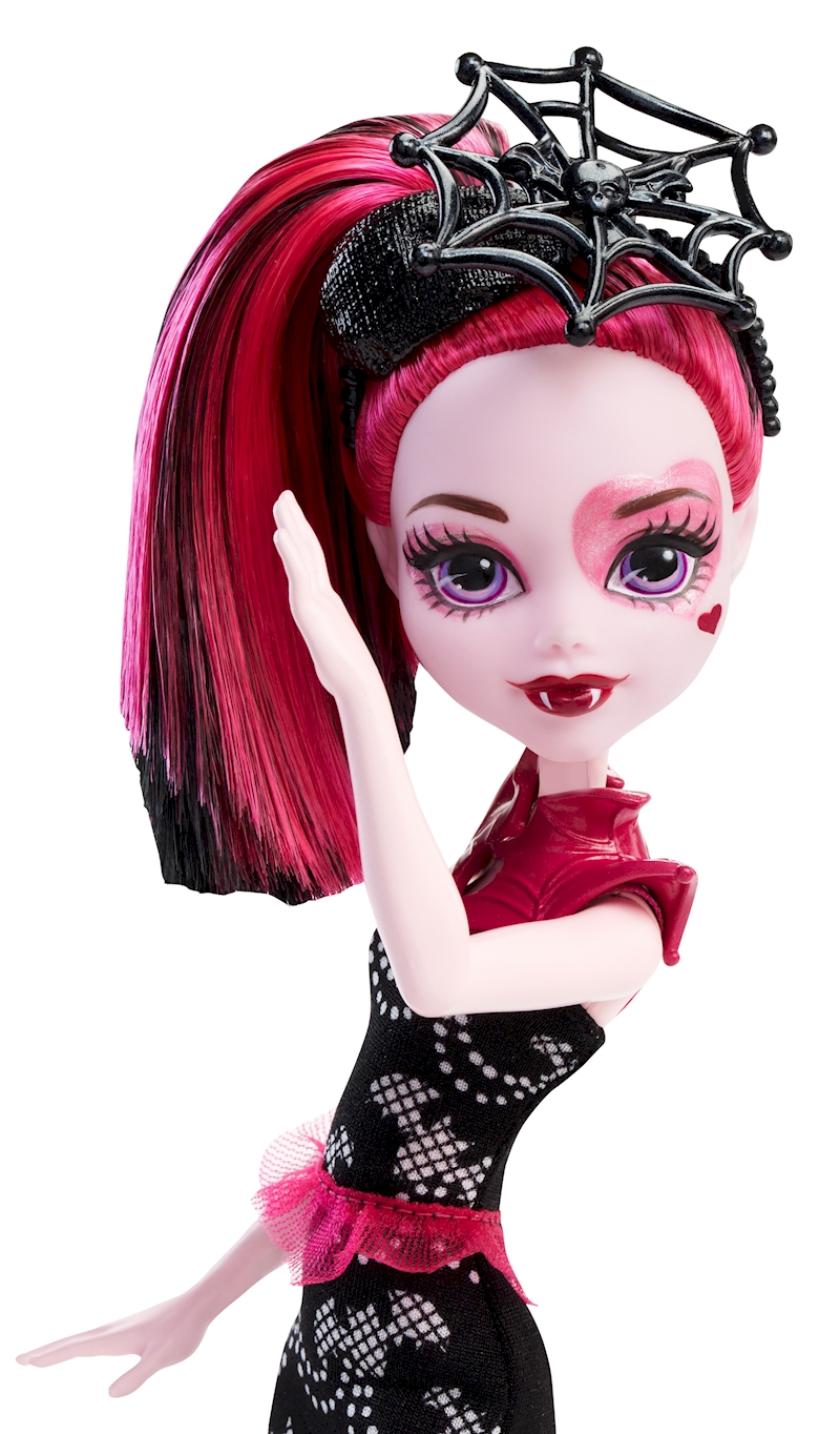 Monster high welcome to monster high fangtastic - Image monster high draculaura ...