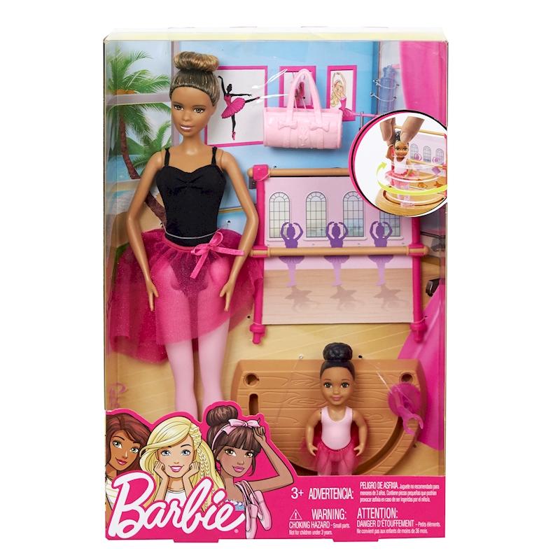 barbie ballet instructor - Barbie Fe