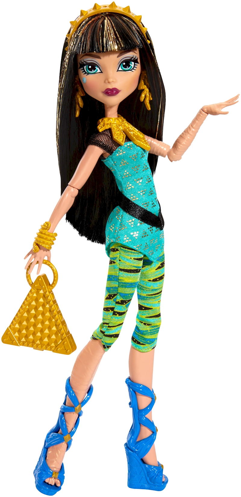 Monster high cleo de nile doll shop monster high doll accessories playsets toys monster - Image monster high ...