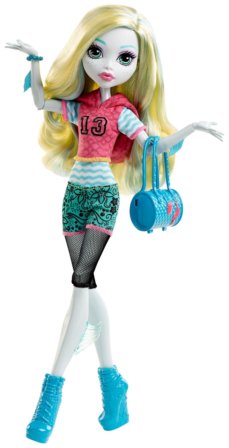 MONSTER HIGH LAGOONA BLUE DOLL  Shop Monster High Doll