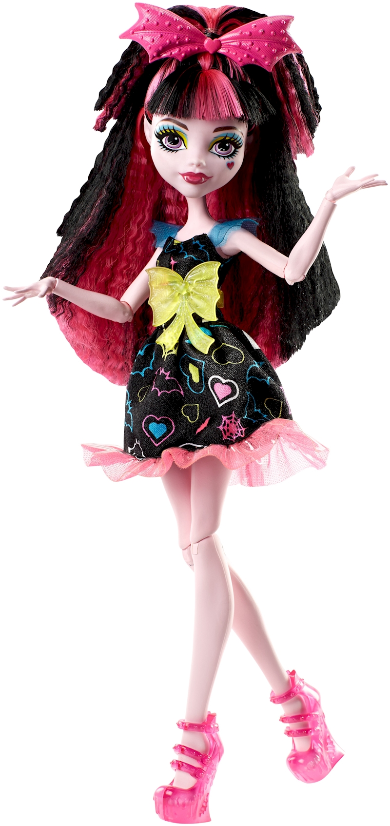 Monster high electrified draculaura doll shop monster - Image monster high draculaura ...