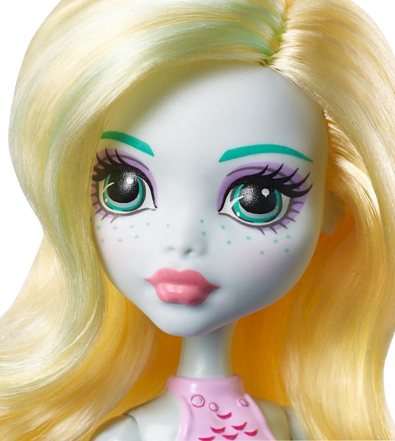 Monster High™ Lagoona Blue™ Cheerleader Doll