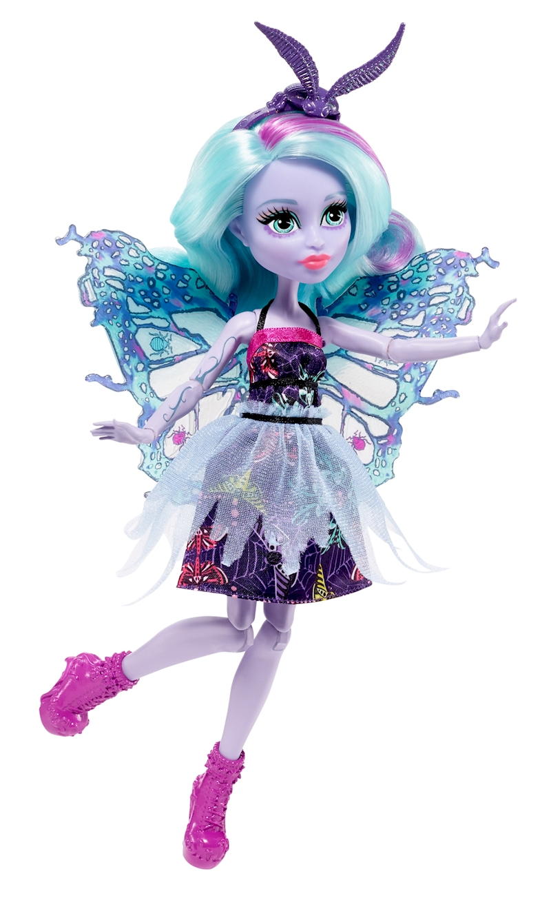 Monster High Inspired Shoes