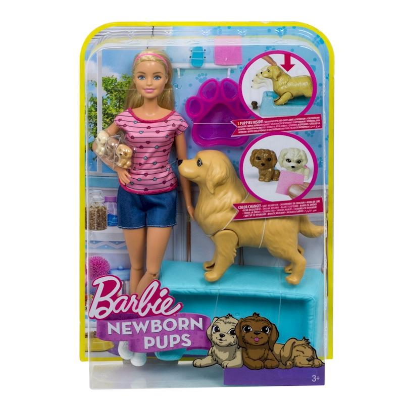 barbie newborn pups doll pets - Barbie Fe