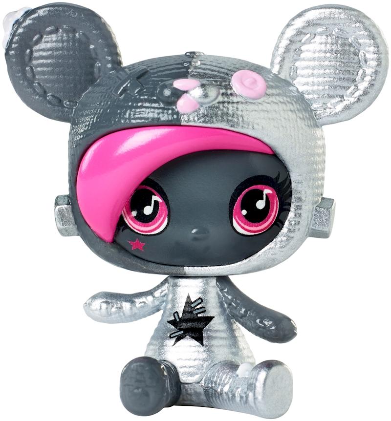 Catty Noir Mini In Teddy Bear Look Shop Monster High