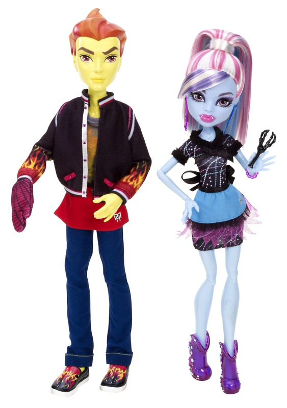monster high heath and abby wwwpixsharkcom images