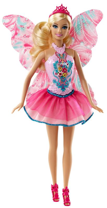 barbie fee scintillante blonde