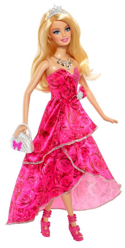 Barbie princesse anniversaire - Barbie apprentie princesse jeux ...