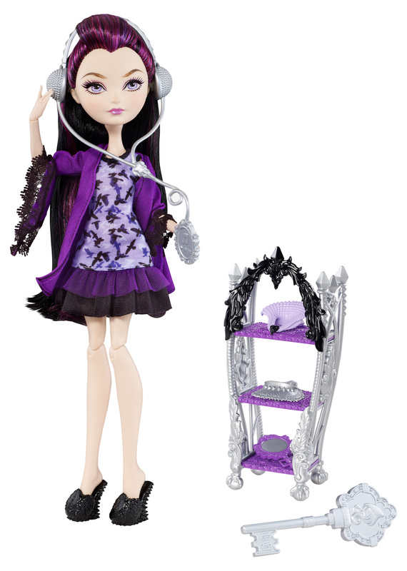 ever after high� getting fairest� raven queen� doll