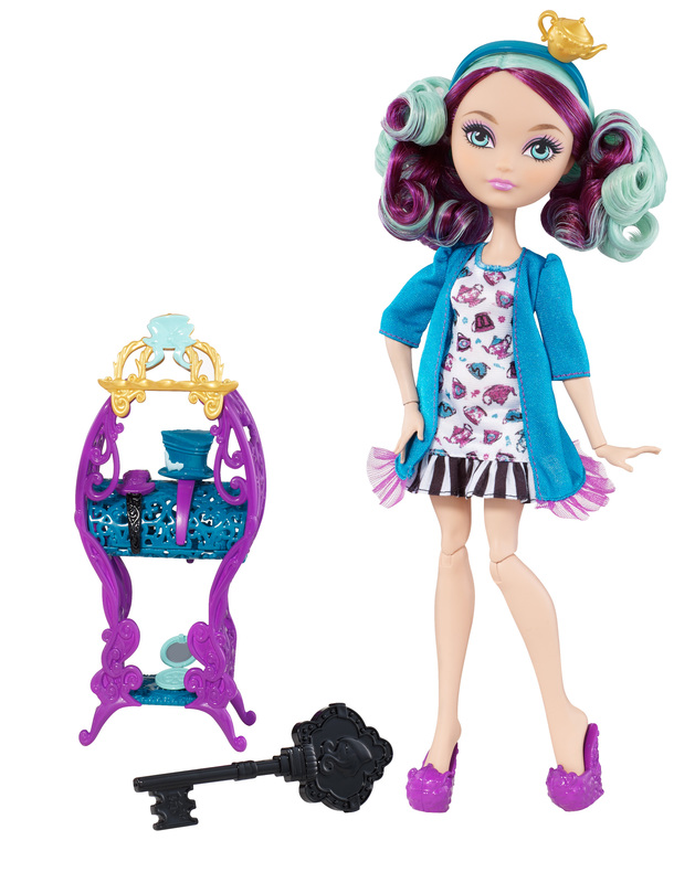 Ever After High Toys R Us : Ever after high™ getting fairest™ madeline hatter™doll