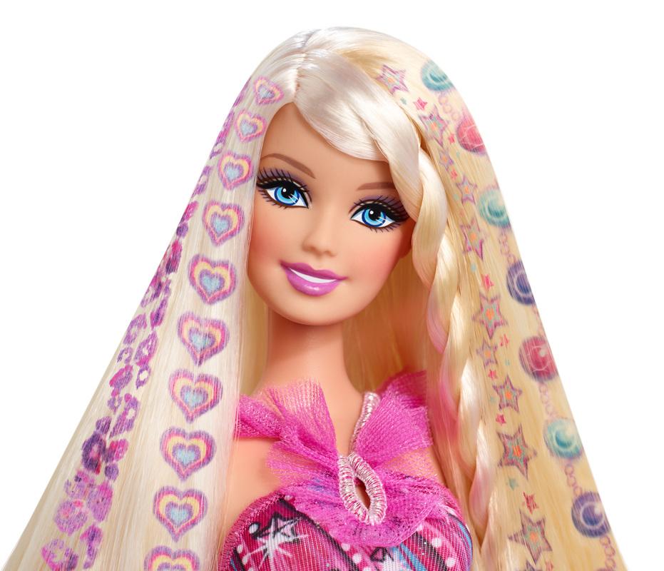 Barbie Hair Design Doll