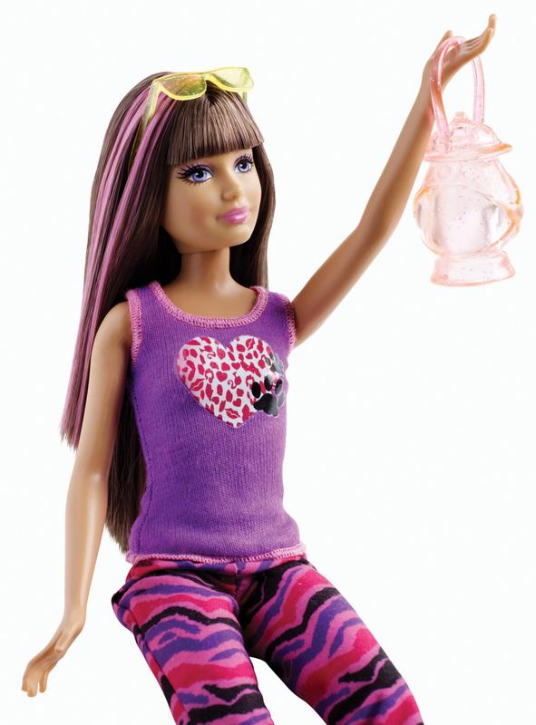 sc 1 st  Barbie & BARBIE® Sisters Safari Tent!™