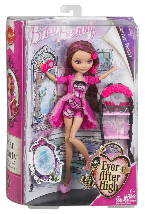 EVER AFTER HIGH™ Getting Fairest™ Briar Beauty™ Doll ...