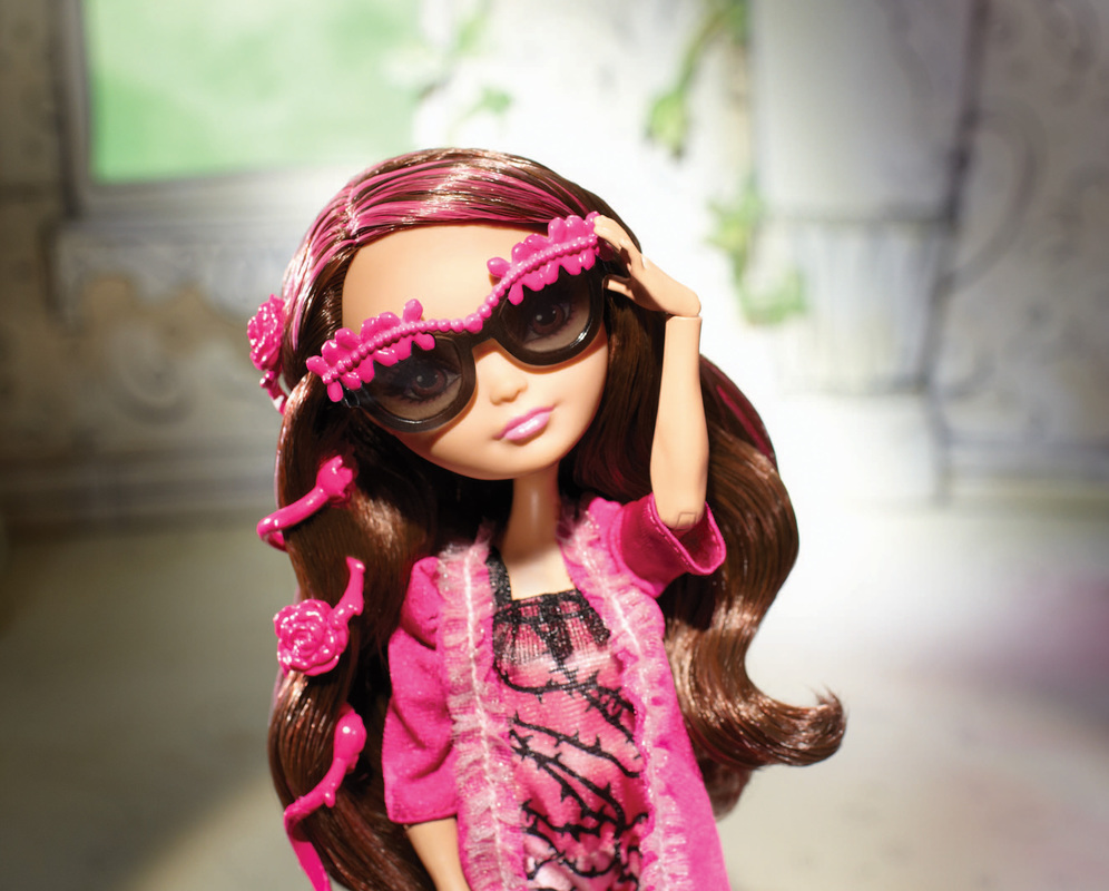 EVER AFTER HIGH™ Getting Fairest™ Briar Beauty™ Doll