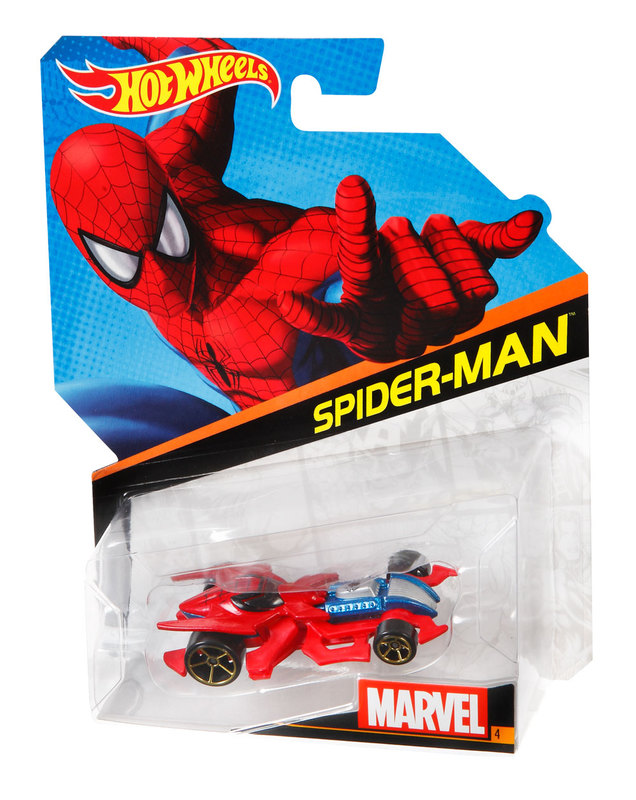 Hot Wheels Marvel Cars Uk