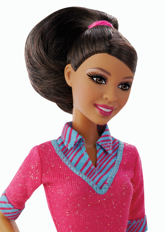 Barbie Endless Curls African American Doll By Barbie Vos