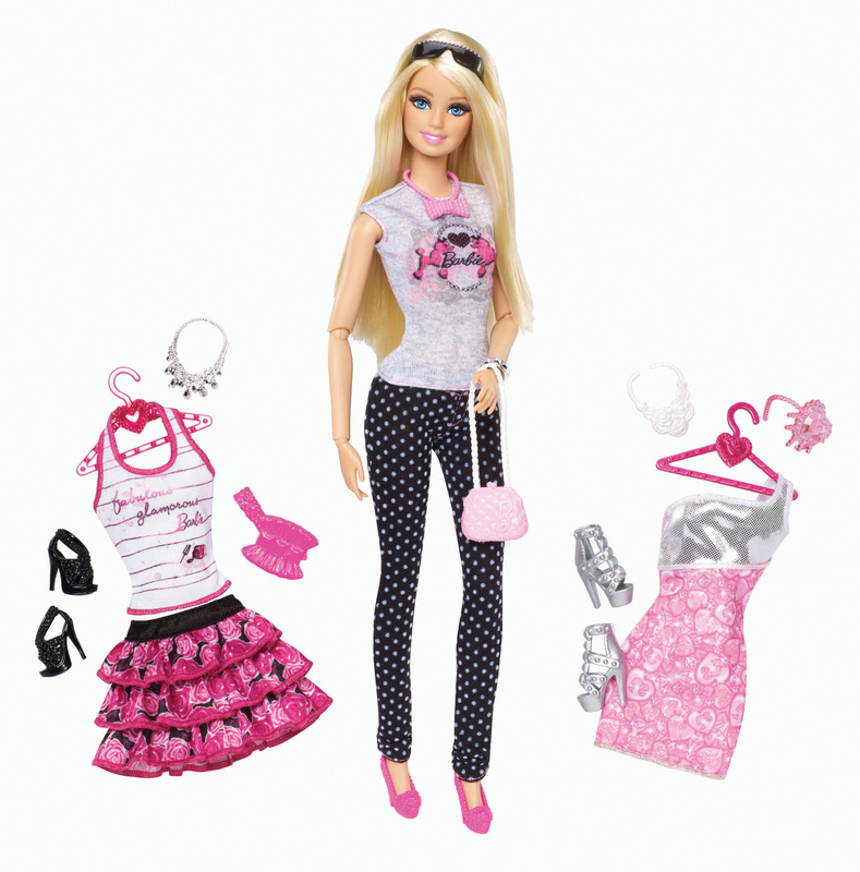 barbie doll outfits