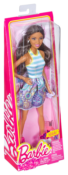Barbie fashionistas nikki doll 59