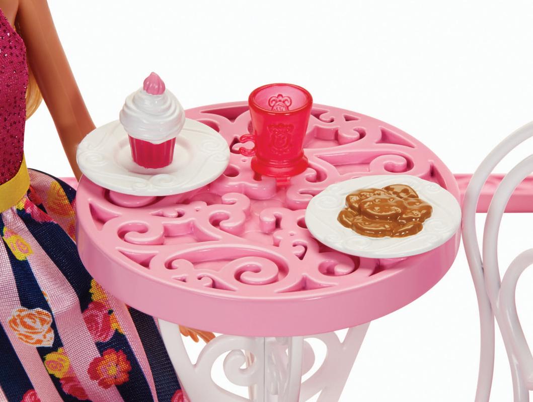 barbie malibu ave bakery doll - Barbie Cuisine
