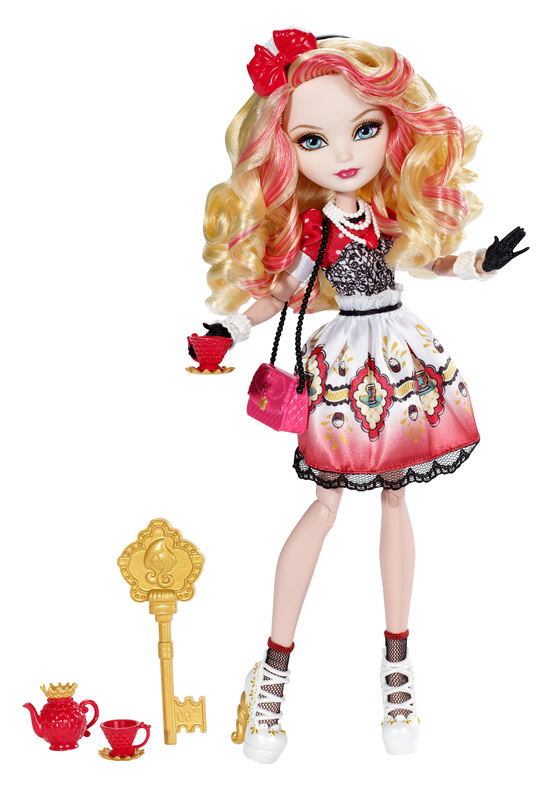 EVER AFTER HIGH™ Hat-tastic Party™ Apple White™ Doll ...