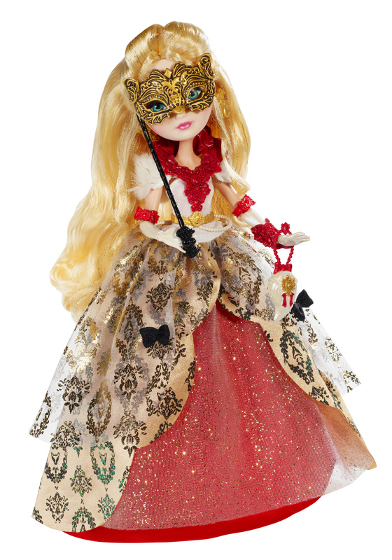 Ever After High Thronecoming Apple White Shop Ever