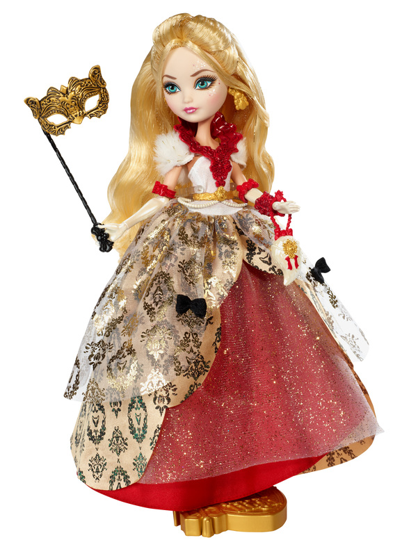 EVER AFTER HIGH™ Thronecoming™ Apple White™ - Shop Ever ...