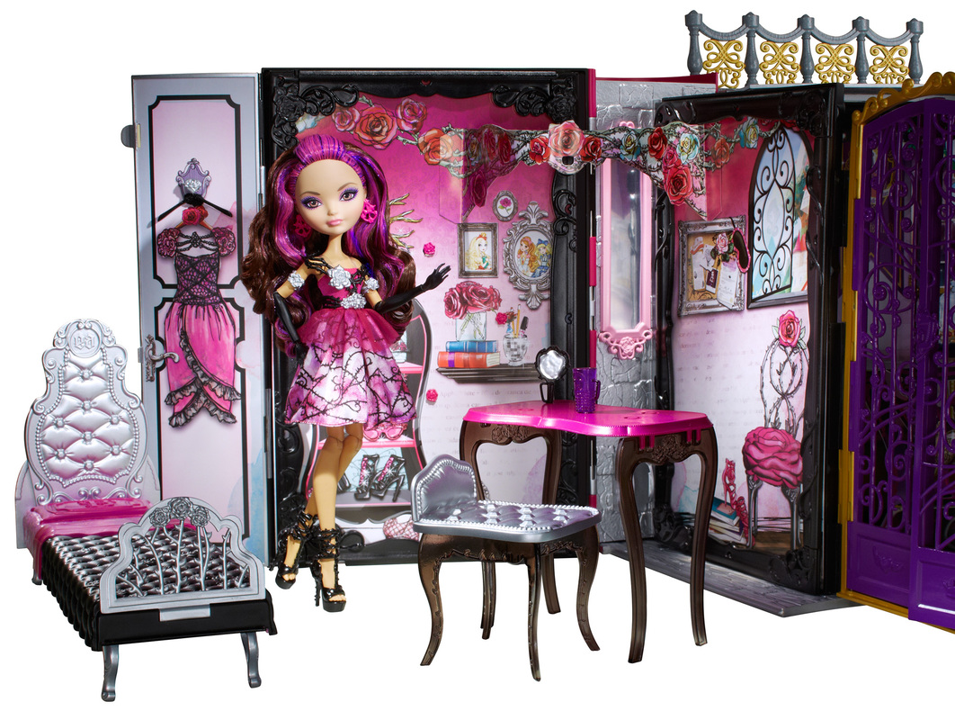 Ever After High Thronecoming Briar Beauty Book Shop Ever
