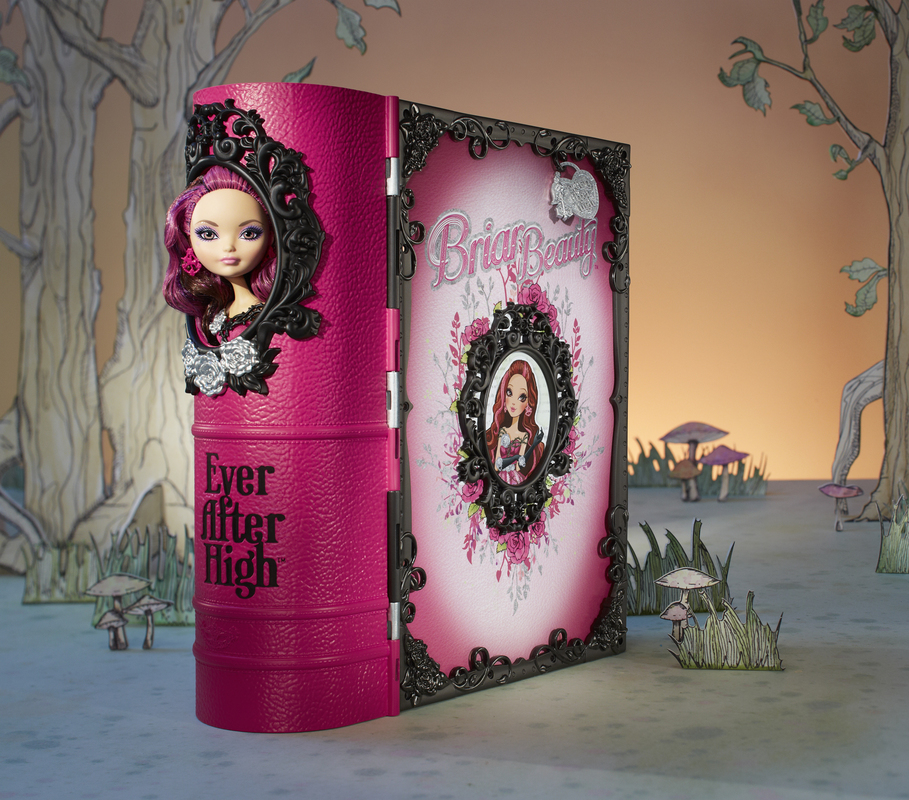 - Shop Ever After High Fashion Dolls, Playsets & Toys ... Ever After High Dolls Briar Beauty Thronecoming