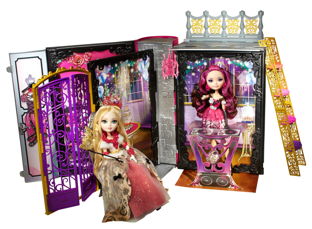 EVER AFTER HIGH Thronecoming Briar Beauty Book - Shop Ever ...