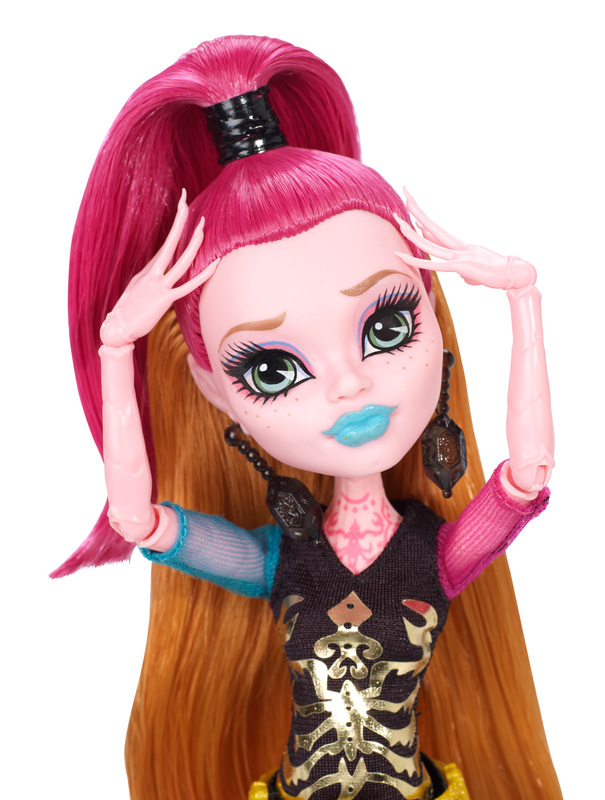 Monster High ScareMester Gigi Grant  Shop Monster High Doll