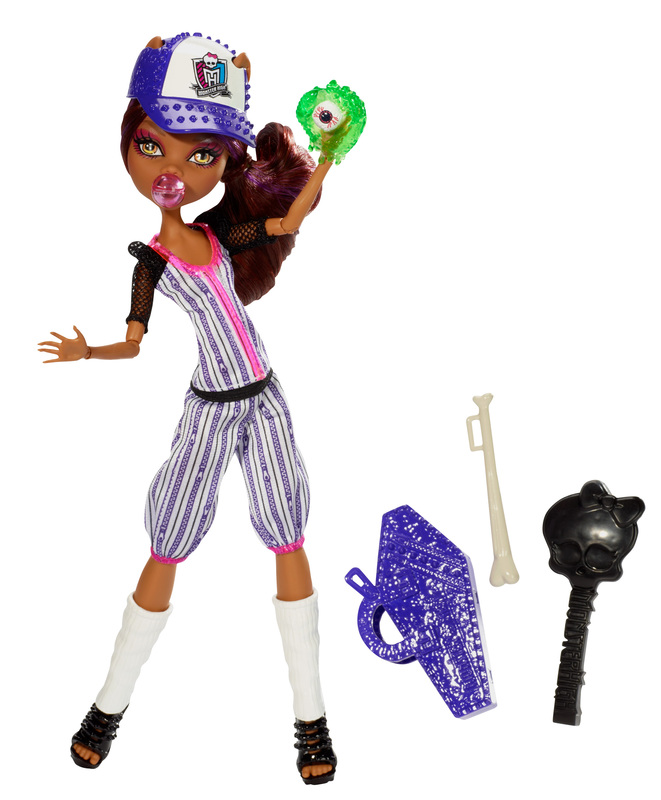 Monster high ghoul sports clawdeen wolf doll shop monster high doll accessories playsets - Image monster high ...