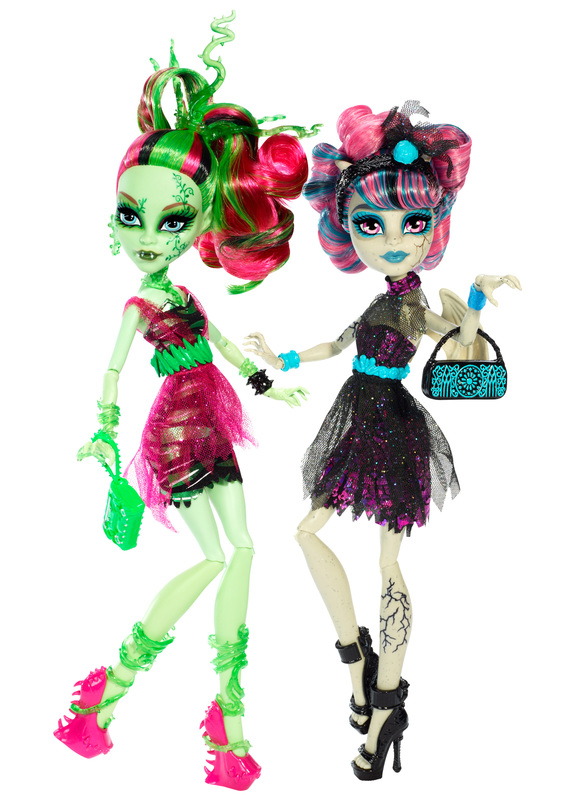 Venus Mcflytrap Doll MONSTER HIGH® ...