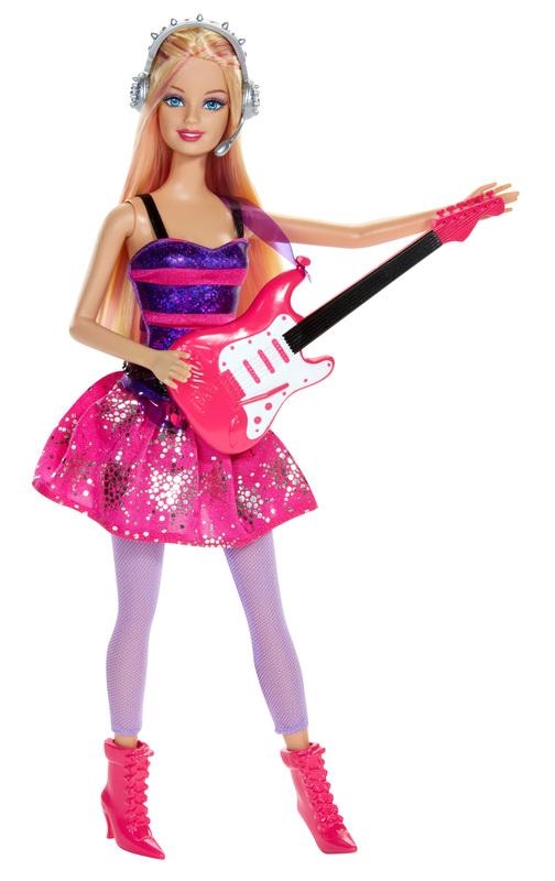 Barbie Careers Pop Star