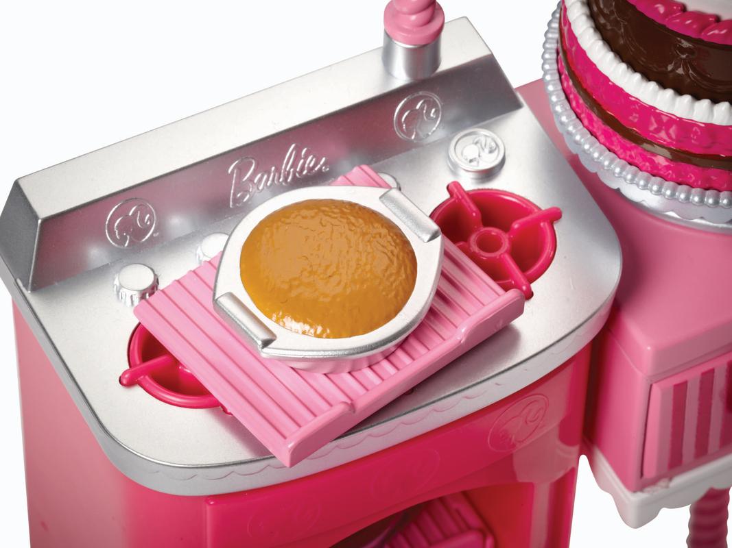 additional images - Cuisine Barbie