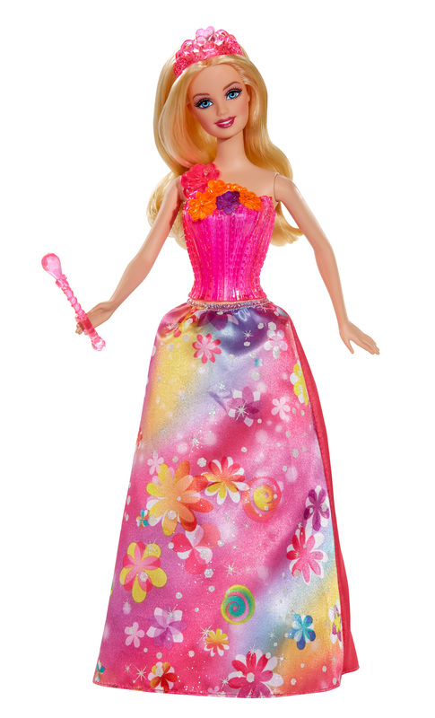sc 1 st  Barbie & BARBIE™ and the Secret Door Princess Alexa Doll