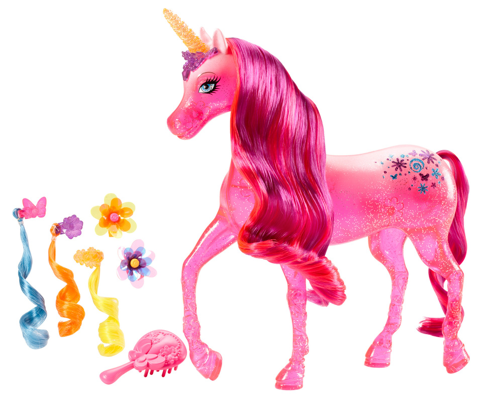 BARBIETM And The Secret Door Unicorn