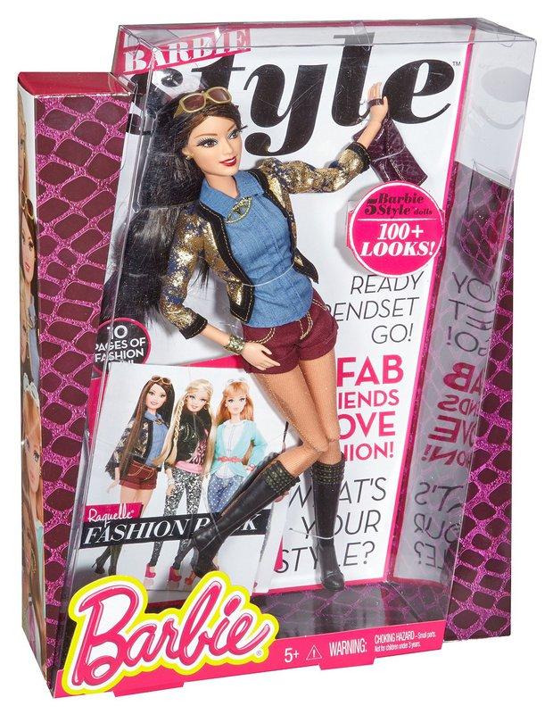 Barbie Style Raquelle Doll