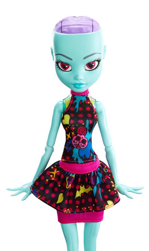+ Additional Images  sc 1 st  Monster High & MONSTER HIGH® Inner Monster™ Spooky Sweet™ to Frightfully Fierce ...