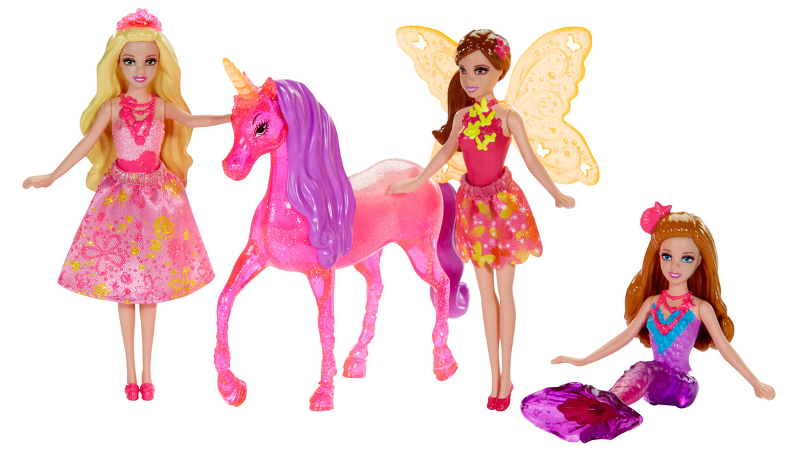 BARBIE™ and the Secret Door Mini Doll Gift Pack