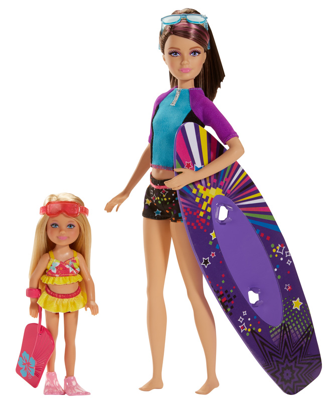 Barbie Life In The Dreamhouse The Amaze Chase Skipper