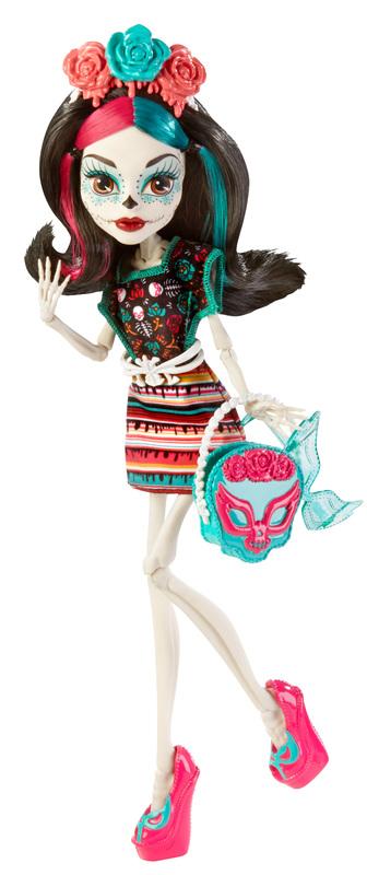 monster high skelita calaveras doll shop monster high doll