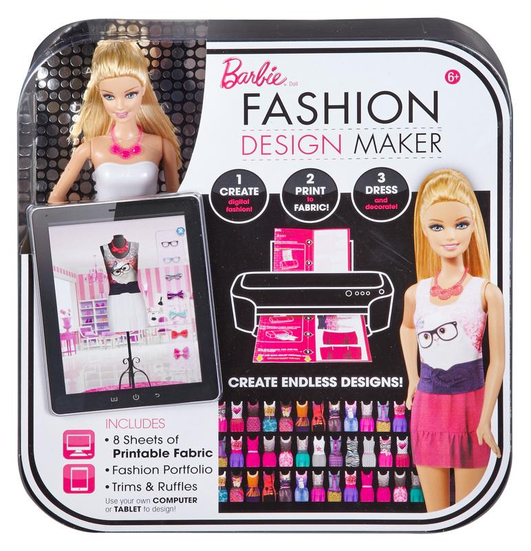 Barbie Fashion Design Maker App