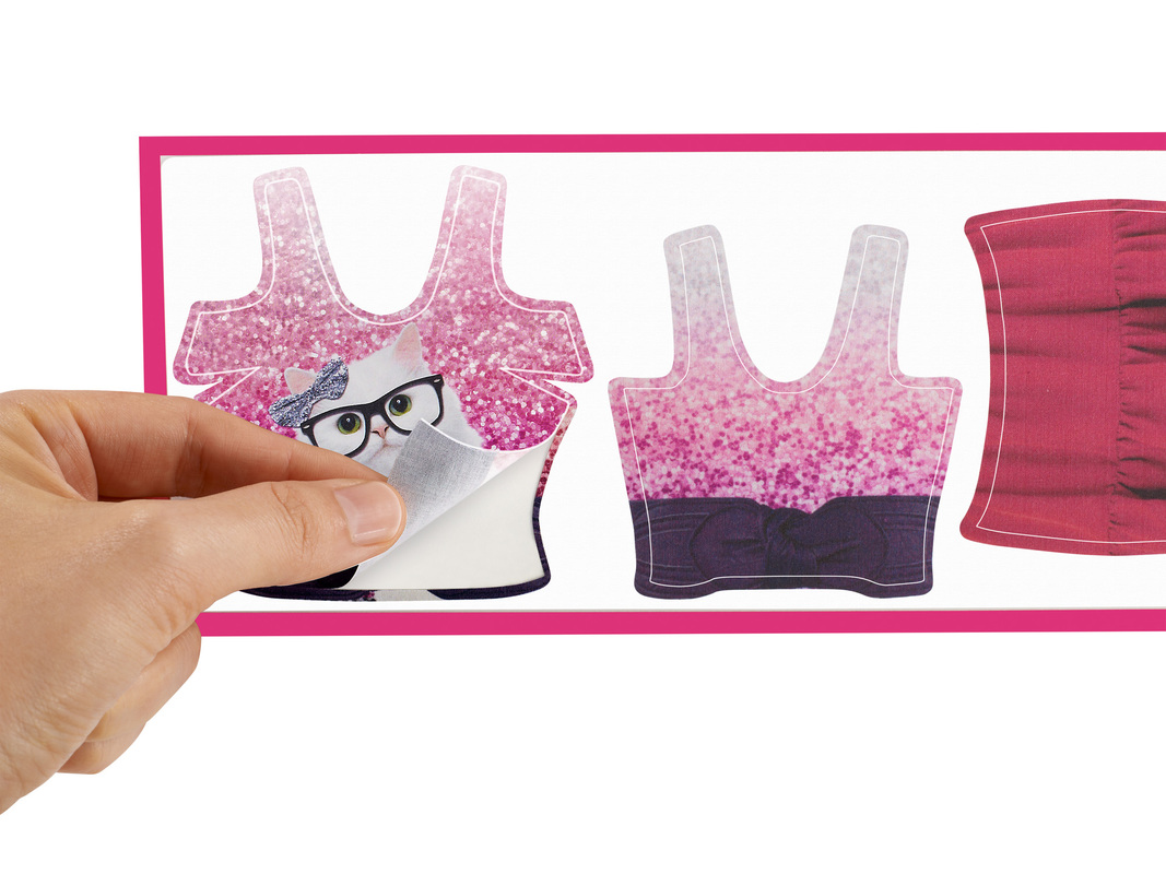 Barbie Fashion Design Maker Printing