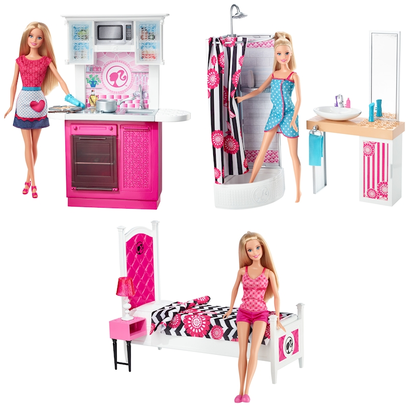 barbie tarvikkeet