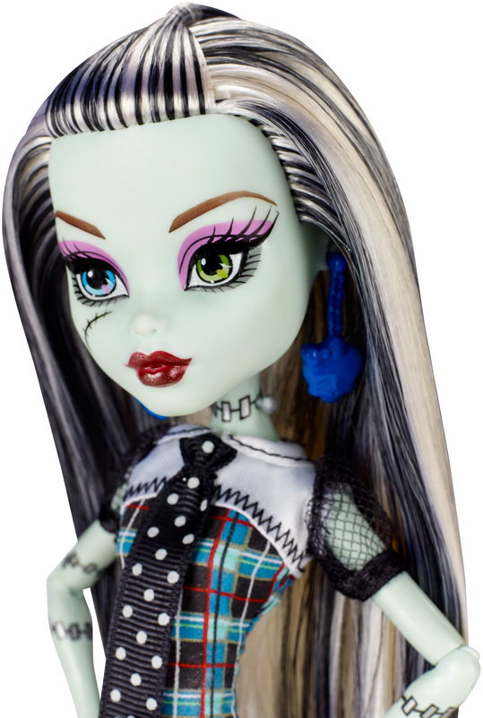 original monster high dolls