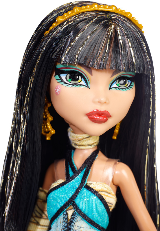 Monster High Original Ghouls Collection Cleo De Nile Doll