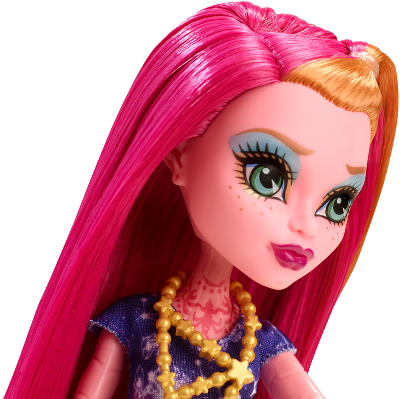 Freaky Field Trip™ Gigi Grant™ Doll - Shop Monster High